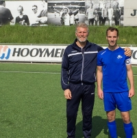 JOHN BEKKER HOOYMEIJER MAN OF THE MATCH TEGEN HERCULES